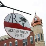 Arroyo Robles Winery Tasting Room