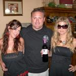 Dana, Steve, & Fergie